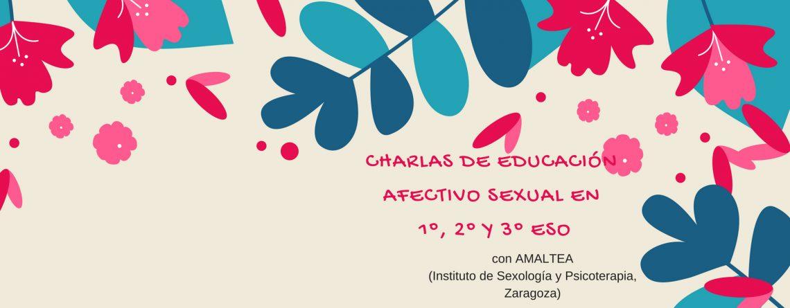 Charlas de educación afectivo sexual
