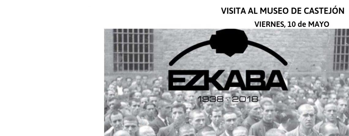 EL ALUMNADO DE 4ºESO VISITA LA EXPOSICIÓN EZKABA 1938-2008