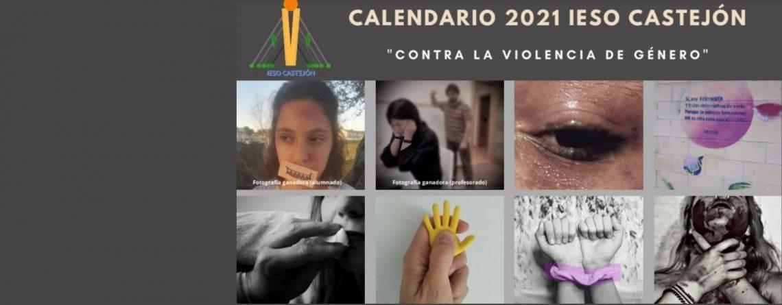 Calendario 2021- «Proyecto contra la violencia de género»