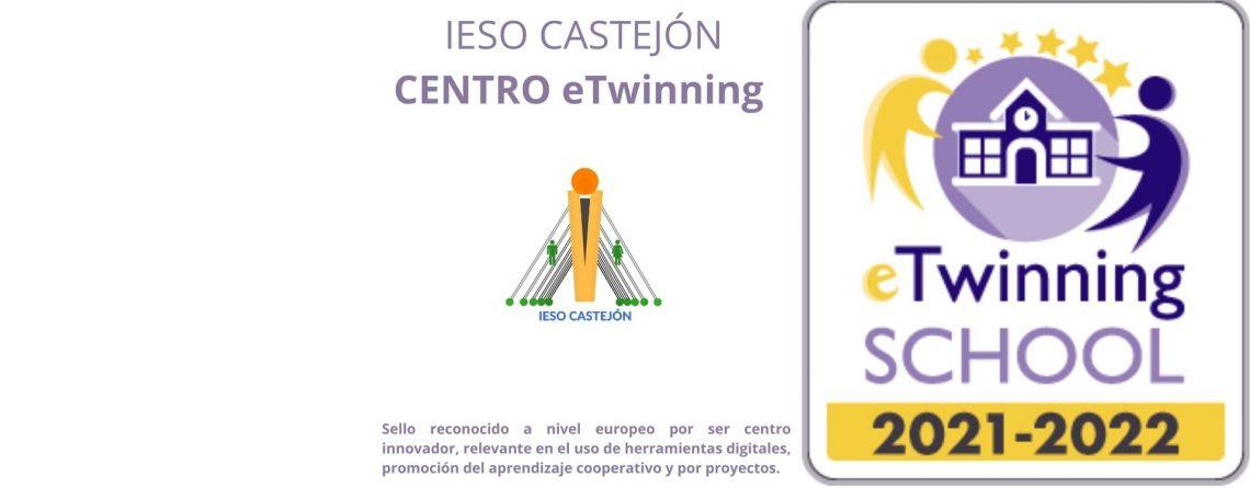 Sello «eTwinning School/Centro eTwinning 2021».